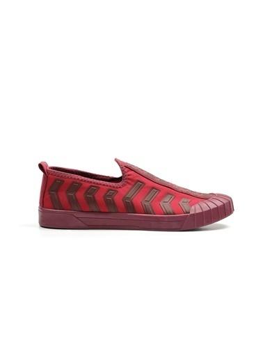 Letoon Spor Ayakkabı Bordo